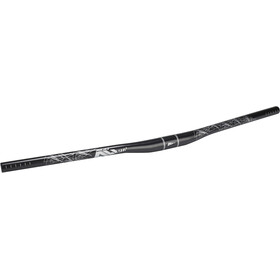 XLC HB-M18 All Mountain Topflat-ohjaustanko Ø 31,8 mm, glossy black